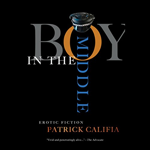 Boy in the Middle: Erotic Fiction audiobook cover art