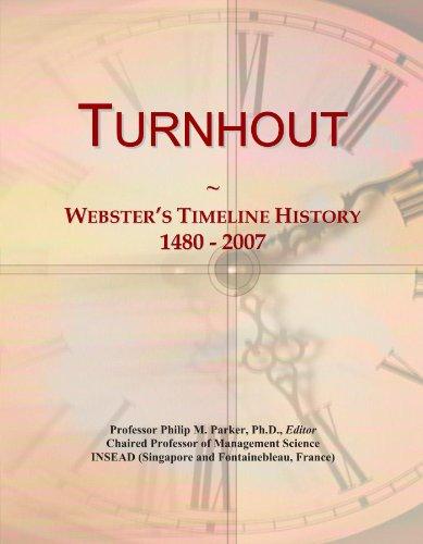 Turnhout: Webster's Timeline History, 1480 - 2007