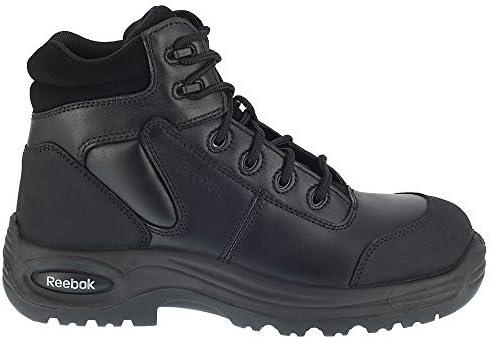 Reebok Men's Trainex Composite Toe Work Boot Black