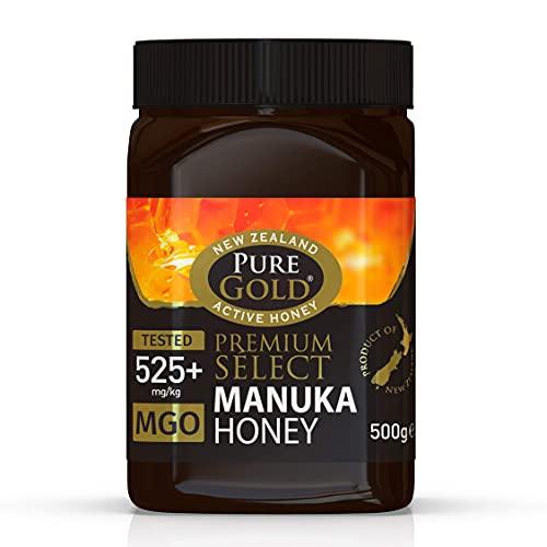 Premium Select Manuka Honey 525+ MGO