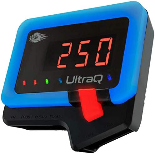BBQ Guru s UltraQ Bluetooth Wi Fi BBQ Temperature Controller Universal Kit for Smokers Black product image