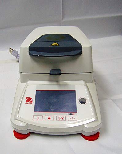 Ohaus MB120 MB Moisture Balance, 120g X 0.001g