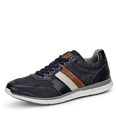 BULLBOXER Herren Sneaker Low weiß 45