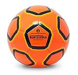 Lionstrike Balón de Fútbol Tamaño 3 Lite - Balón de fútbol de Entrenamiento Ligero para niños/niñas de 3 a 7 años