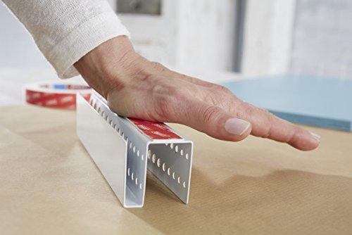 Cinta adhesiva de doble cara tesa Powerbond Ultrafuerte (1,5 m x 19 mm)