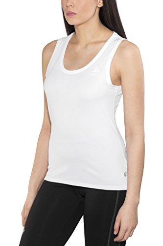 Odlo Haut Active F-Dry L pour Femme, Blanc, XXL