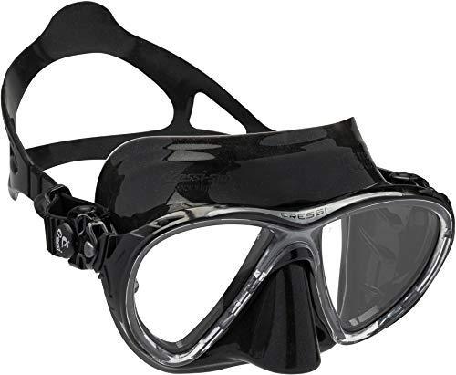 Cressi Big Eyes Evolution - Gafas de Buceo + Premium Anti Fog - Antivaho Spray para Máscara de Buceo/Gafas de Natación, 60 ml