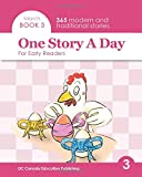 One Story a Day for Early Readers: Book 3 for March
