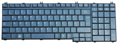 Original Tastatur Toshiba Satellite L555 Glänzend Mit Backlit
