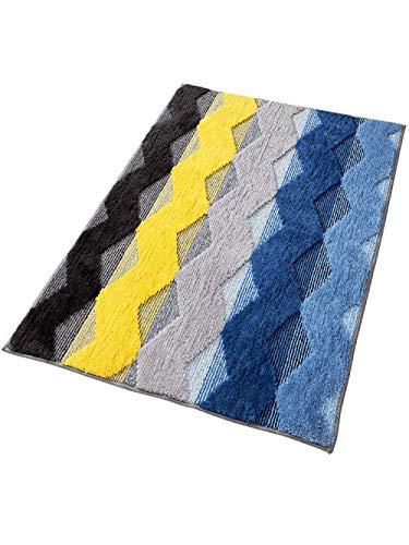 Panamami Attaches-Rideaux Portables Anneaux universels pour Rideaux Boucle de Rideau Moderne en Corde /à Rideaux Bleu Royal