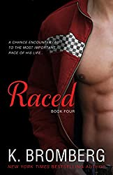 raced by k. bromberg cover