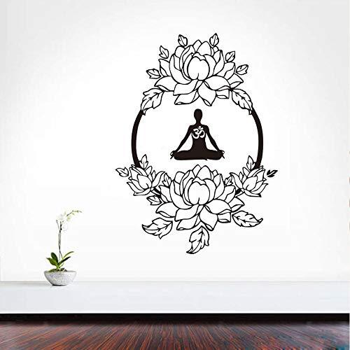 zqyjhkou Büro-Wand-Anführungsstrich-Zeit, Büro-Anführungsstrich-Motivarbeitsplatz-Schreibtisch-Innenaufkleber-Wandvinylaufkleber zu arbeiten42x57cm