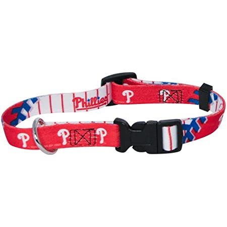 Philadelphia Phillies Dog Collar The Phillies