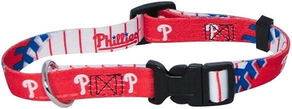 HUNTER Philadelphia Phillies Pet Collar Lead and ID Tag Combo Set X-Small