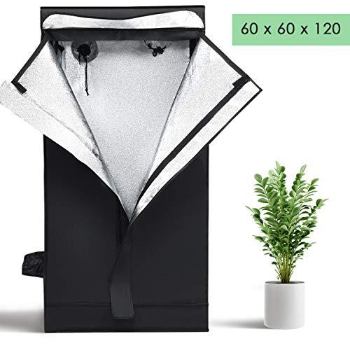 avis chambre tente de culture professionnel GOPLUS Indoor Grow Room, tente hydroponique d'intérieur en tissu Oxford, culture…