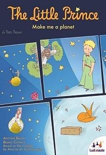 Ludonaute The Little Prince: Make Me A Planet Board & Card Games