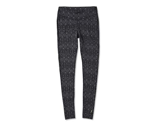 Smartwool Women's Baselayer Bottom - Merino 250 Wool Pattern Performance Pants