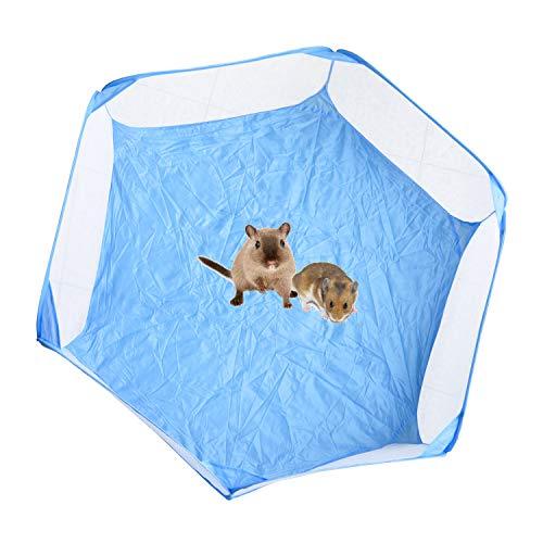 Draagbare Guinea Varken Playpen Hamster Playpen Kleine Dieren Spelen Pen Hamsters Run Playpen Huisdieren Pop up playpen Oefening Yard Hek voor Konijnen