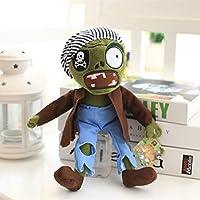 30cm9スタイル植物vsゾンビぬいぐるみ柔らかいぬいぐるみゾンビおもちゃ人形子供用赤ちゃんおもちゃギフトパーティーおもちゃゾンビ植物人形ゾンビ2おもちゃ