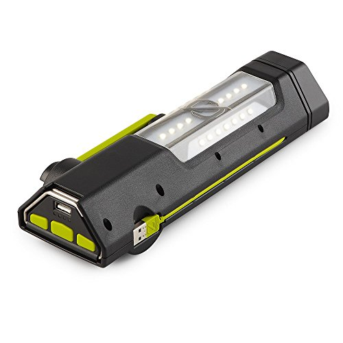 Goal Zero Torch 250 Flashlight Integrated Solar Panel