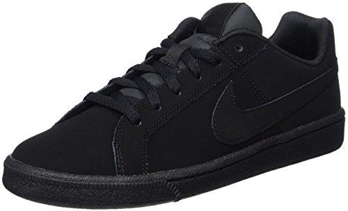Nike Court Royale (GS), Zapatillas de Tenis para Niños, Negro (Black/Black 001), 39 EU