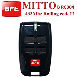 BFT Mitto B RCB04 R1 4-channel remote control, 433,92Mhz Rolling code, The New Version of BFT Mitto4. Top quality BFT B RCB04 transmitter for THE BEST PRICE!!!