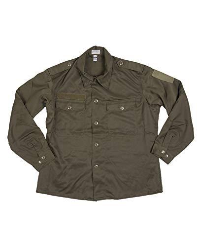 viz-uk wear Auténtico ejército austriaco verde oliva chaqueta de campo sin insignia – excedente sin uso
