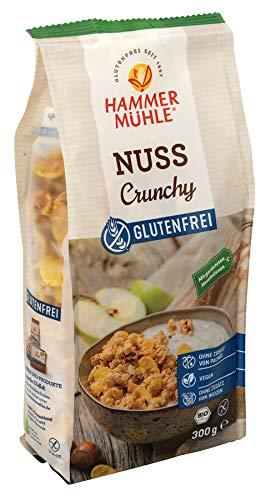 Hammermühle Nuss Crunchy glutenfrei bio 300g