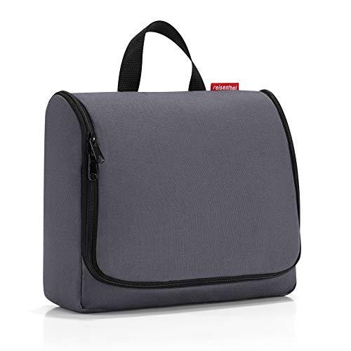 Reisenthel toiletbag XL Kulturtasche 6l zum Aufhängen XL-Beautycase (Graphite grau)