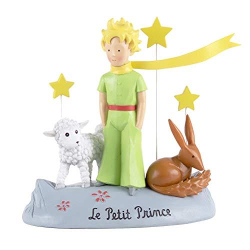 LE PETIT PRINCE 525547 Figurine, RESINE, Multicolore, 16 cm