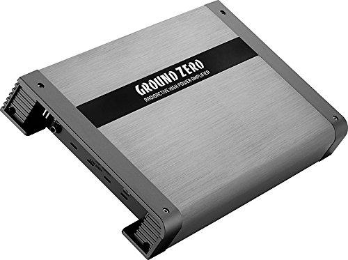 Ground Zero GZRA 2255X Amplificateur 2 canaux