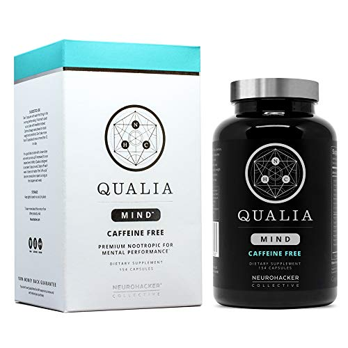 Qualia Mind Nootropic (154 Ct Caffeine-Free)