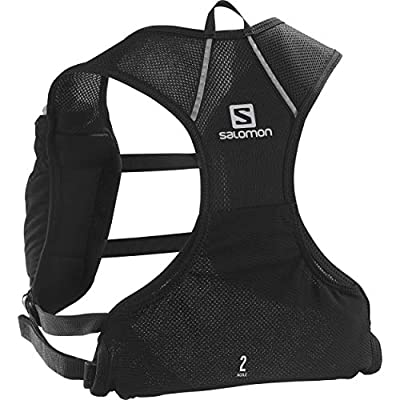 Salomon, Lightweight Racing Backpack 2 Litre, 2 Soft Flask Bottles 500 ml Included, Agile 2 Set