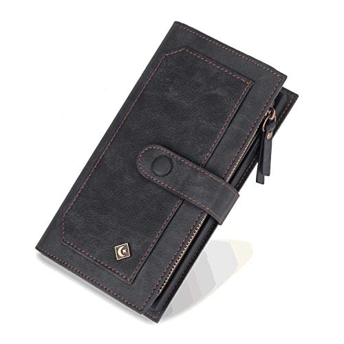 Buy Discount Samsung Galaxy S9 Flip Case, Cover for Samsung Galaxy S9 Leather Premium Business Kicks...