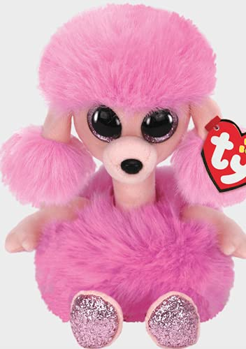 Ty 9' Camilla The Poodle , Perfect Plush!