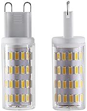 GHC LED Gloeilampen 4 stks LED Corn Bulb Dimbare Lamp G9 3W 12V 24 V Dimmer Hoge Heldere 12 24 Volt Candle Kroonluchter Spot Vervang halogeenlicht