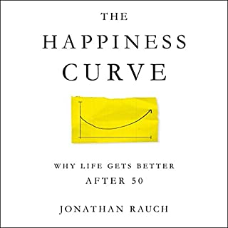 The Happiness Curve audiobook cover art