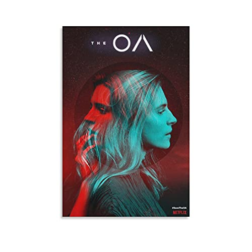 FSDG The OA Poster Poster Decorative Painting Canvas Wall Art Living Room Posters Bedroom Painting 12×18inch(30×45cm)