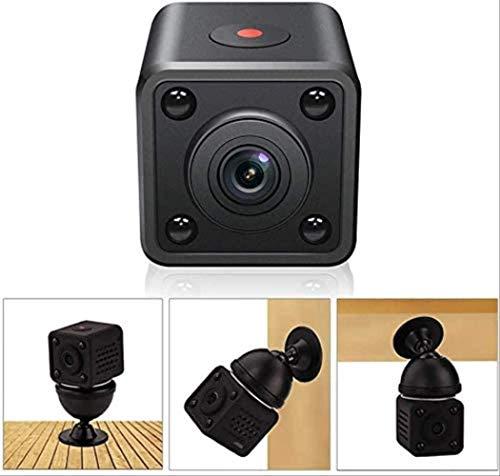 AAWAG Tragbare Versteckte Sportkamera Mit Ir-Nacht-Version, 1080p Hd Live-videorecorder, Für Kindermädchen Kinder Haustier Home Office Garage Garden