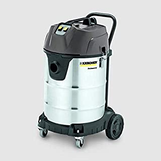 Karcher NT 90/2 Professional Wet and Dry Vacuum Cleaner 90L Steel Body