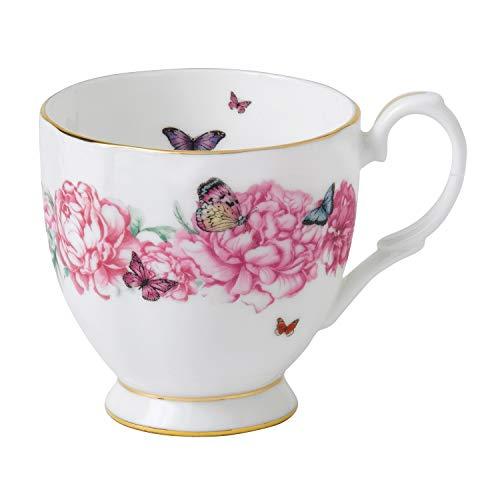 Royal Albert - Mug À Pied Vintage De La Collection Miranda Kerr