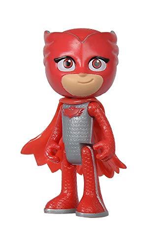 Simba 109402147 - PJ Masks Spielfigur Eulette im besonderen Outfit