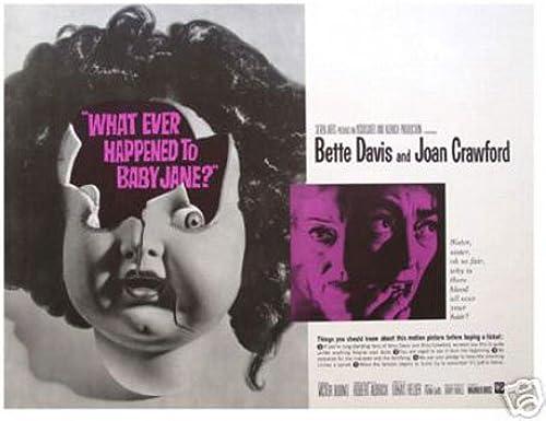 precio razonable Muy Muy Muy buena empresa 3267 - 12 x 18 lm qué fue de Baby Jane Póster  tienda de venta