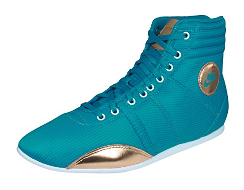 Nike Womens Turq Hijack medio, colore: oro metallico, Turchese (Turchese), 40 EU