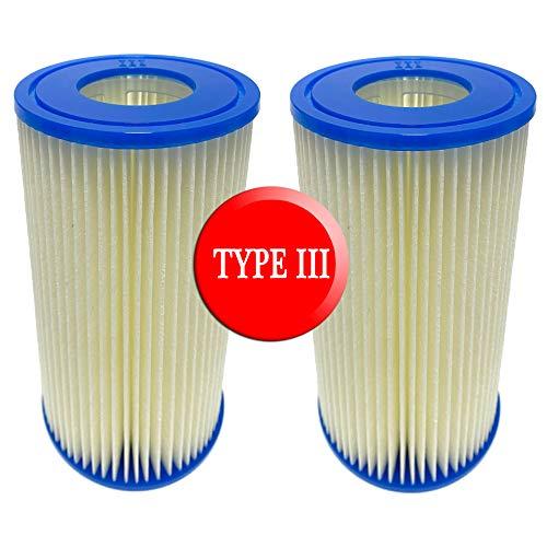 Filterkartuschen für Pool, Bestway – Postuler à Bestway 58012 Kartusche Typ III/A/C