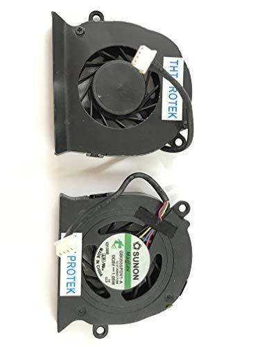 Nicht Zutreffend Lüfter Kühler Fan Cooler kompatibel für HP Elitebook 2530, 2530p