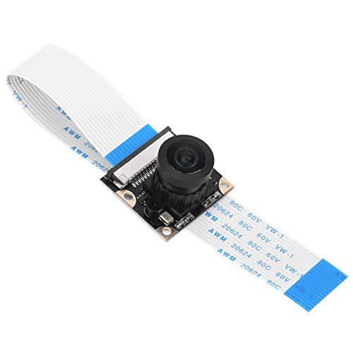 HBV-1509B-160 Licht 5 Millionen Pixel Kamera 160 Grad Weitwinkelkamera Für Raspberry PI 4 Generation 3B Kamera Mit Licht High Definition Kamera