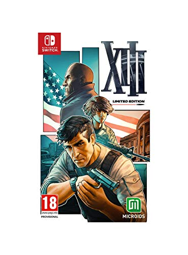 Xiii - Limited - Nintendo Switch