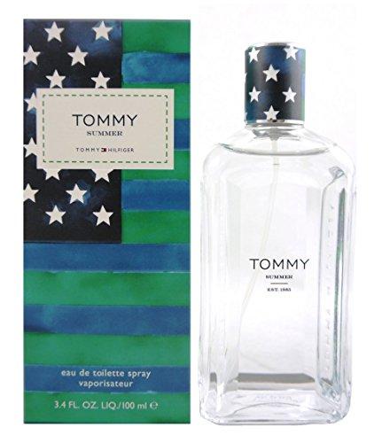 Tommy Hilfiger Tommy Summer Men 2016 Edition Eau de Toilette, 3.4 Fluid Ounce