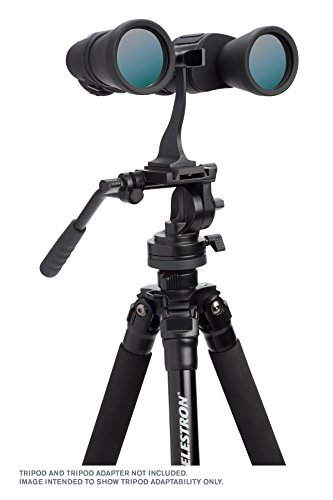 Celestron - Cometron 7x50 Bincoulars - Beginner Astronomy Binoculars - Large 50mm Objective Lenses - Wide Field of View 7x Magnification
